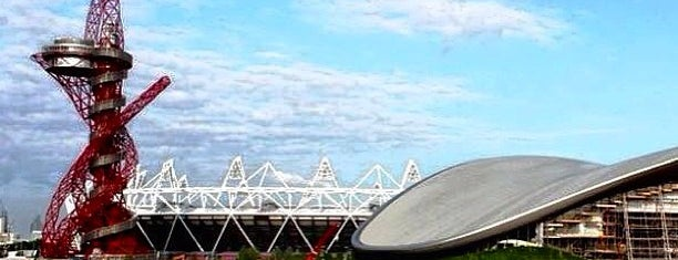 Queen Elizabeth Olympic Park is one of United Kingdom 🇬🇧 (Part 2).