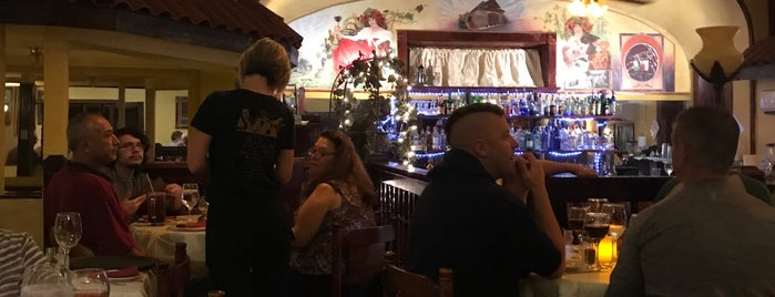 Rino's Italian Restaurant is one of Clifton's Saved Places.