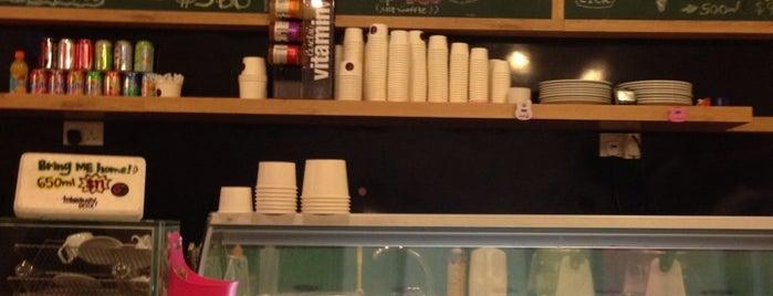 Little Ice Cream Kafe (LICK) is one of Amanda : понравившиеся места.