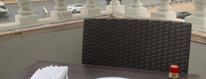 Balcony Cafe is one of Tempat yang Disimpan تركي مطرب فواز.