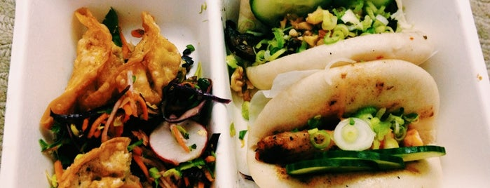Yum Bun is one of New London Openings 2013.