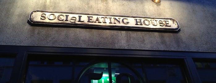 Social Eating House is one of Viagem.