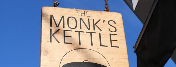 Monk's Kettle is one of Beer 47 Craft Beer Guide to SF.