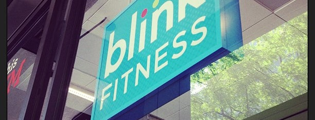 Blink Fitness is one of Michael 님이 좋아한 장소.