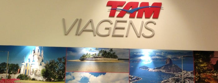 TAM Viagens is one of Locais curtidos por M..