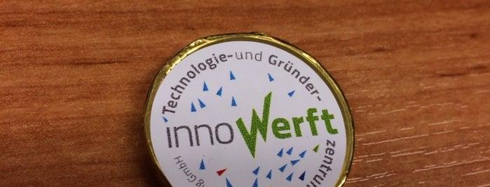 Innowerft Technologie- und Gründerzentrum Walldorf Stiftung GmbH is one of STARTUP Hotspots.