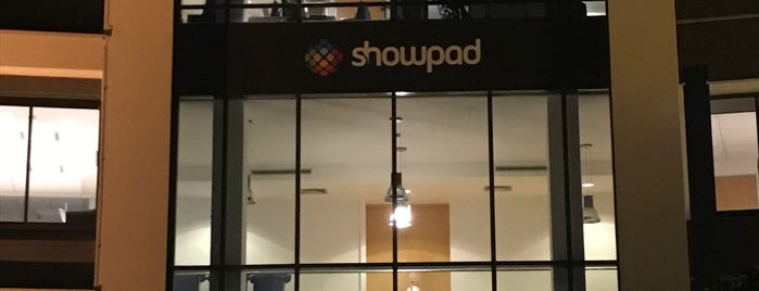 Showpad HQ is one of Lugares favoritos de Jean-François.