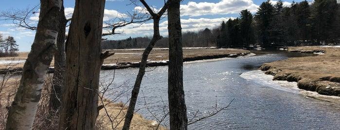 Rachel Carson National Wildlife Refuge is one of Maine.