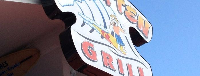 Hang Ten Grill is one of Michal : понравившиеся места.