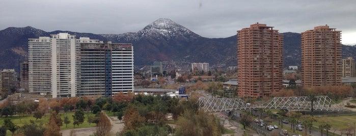 Hotel Plaza El Bosque Nueva Las Condes is one of Chile 2016.