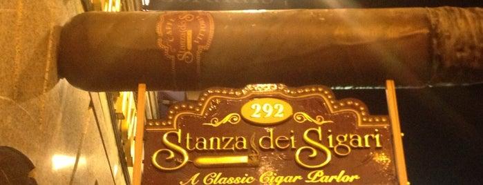 Stanza dei Sigari is one of Boston.