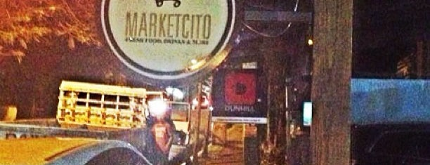 Marketcito is one of Fave's.