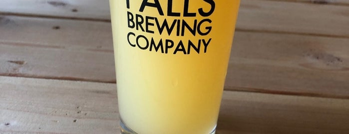 Kent Falls Brewing Company is one of Tempat yang Disukai Jim.