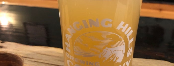 Hanging Hills Brewing Co is one of My Brewery List.