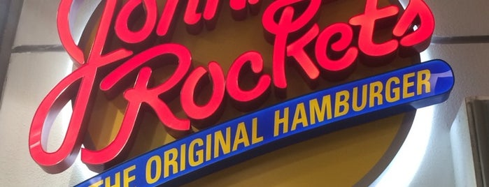 Johnny Rockets is one of Diego 님이 좋아한 장소.