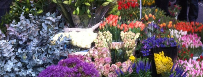 Columbia Road Flower Market is one of London.