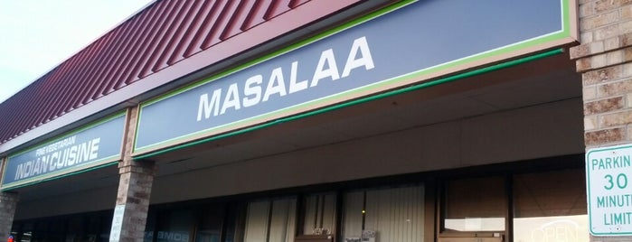 Masala Restaurant is one of denver nothing.