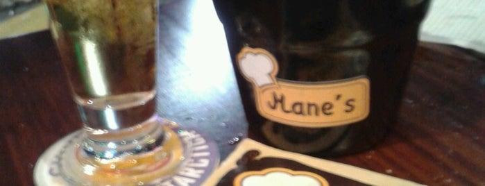 Mane's Bar is one of Locais curtidos por Marcos.