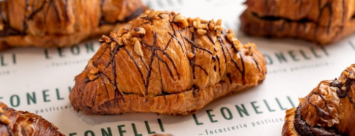 Leonelli Bakery is one of manhattan.