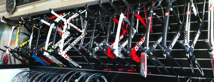 Bike Station is one of Specialized.