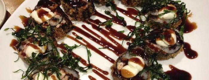 Temakeria & Sushi Tuiuti is one of Tempat yang Disimpan Roberto.