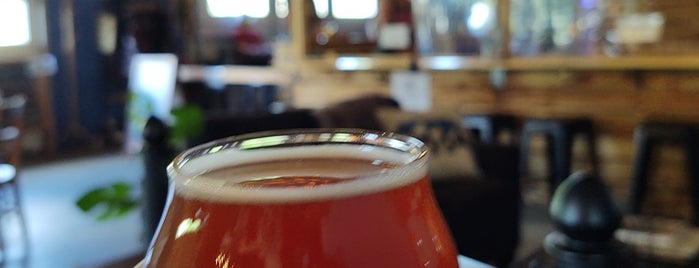 Catawba Brewing Co is one of NC Craft Breweries.