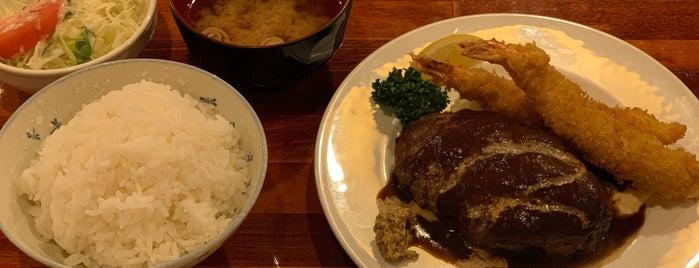 キッチンパパ is one of Shigeo : понравившиеся места.