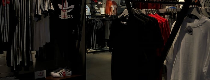 Adidas is one of Joud's Liked Places.