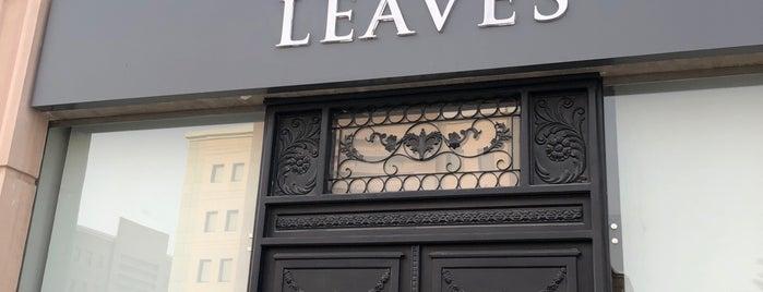LEAVES ليڤز is one of Locais salvos de Khawla.