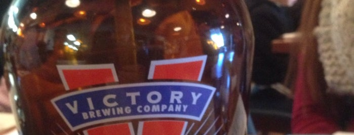 Victory Brewing Company is one of Breweries USA.