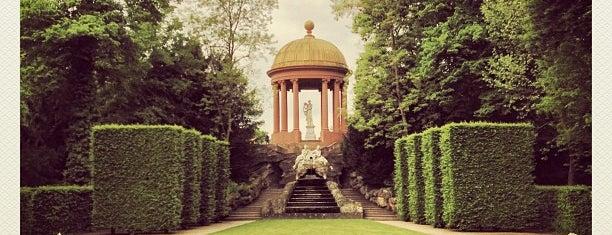 Schlossgarten Schwetzingen is one of Goodies.