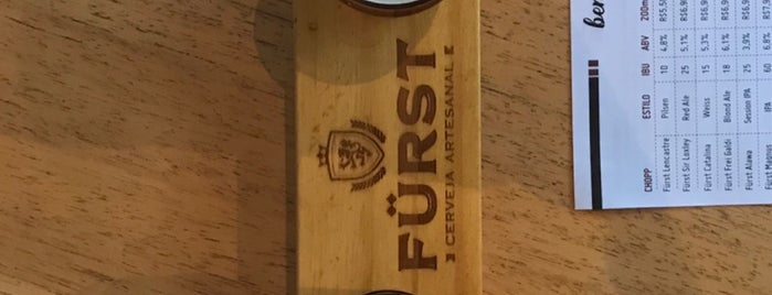 Fürst Tap Room is one of Lugares favoritos de Bruno.