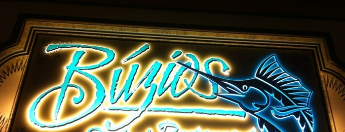Buzios Seafood Restaurant is one of #Vegas Badges.