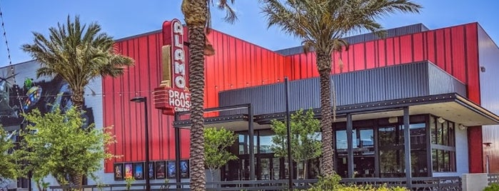 Alamo Drafthouse Cinema is one of Tempat yang Disukai Andy.