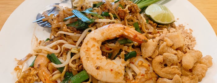 Kin Moo The Thai Noodle House is one of Low carb to try (Singapore).