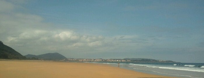 Playa El Brusco is one of Playas de España: Cantabria.