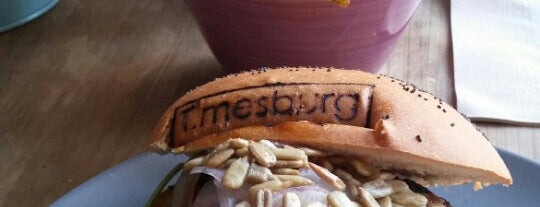 Timesburg is one of Barcelona.
