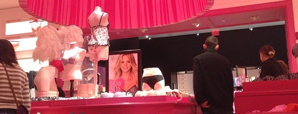 Victoria's Secret is one of JFK.