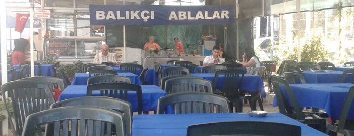 Balıkçı Ablalar is one of İzmir.
