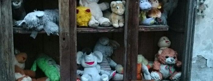 Двір-музей покинутих іграшок is one of Львов.