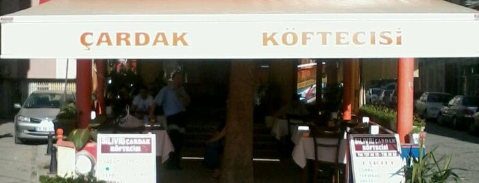 Çardak Köftecisi is one of Lieux qui ont plu à Nazlıcan.