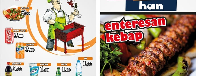 Enterashan Kebap is one of Serhat 님이 좋아한 장소.
