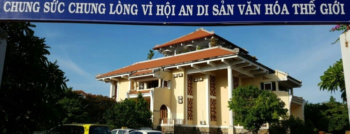 Bảo Tàng Lịch Sử Văn Hóa Hội An (Hoi An Museum of History & Culture) is one of Hoi An.