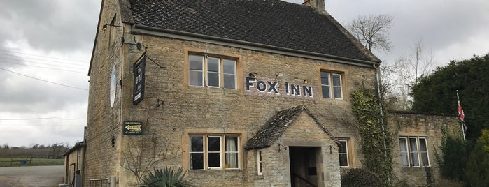 Fox Inn is one of Lieux qui ont plu à Carl.