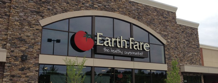 Earth Fare is one of Shopping.