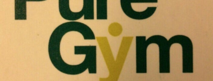 PureGym is one of Tempat yang Disukai Ruari.