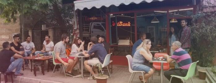TostBank is one of สถานที่ที่บันทึกไว้ของ Emre.