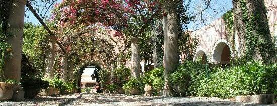Hacienda Las Trancas is one of Lugares favoritos de Alejandro.