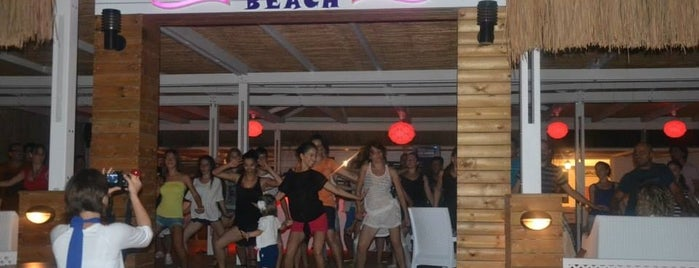 Zakkum Beach is one of DJ EMRE SERİN.