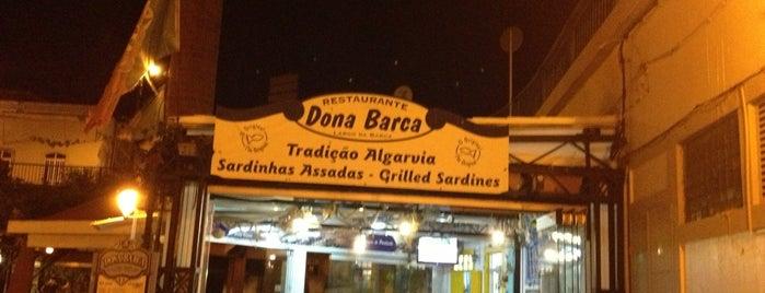 Dona Barca is one of Tempat yang Disimpan MENU.